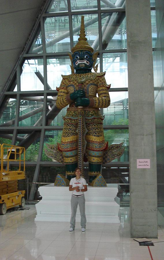 letališče Bangkok