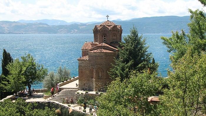 cerkev Ohrid