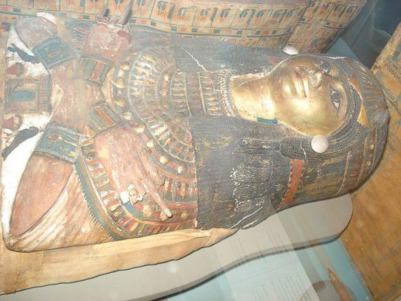egipčanska mumija