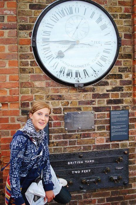 ura na Greenwichu