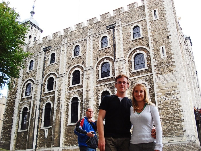 par pred The Tower of London