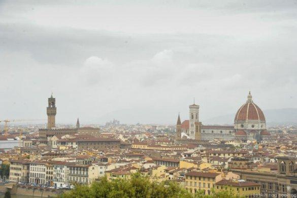 pogled na Firence