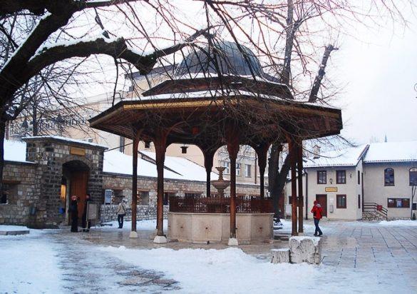tipična arhitektura Sarajeva