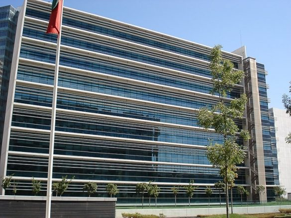 kampus pravne fakultete Lizbona