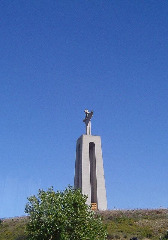 kip Jezusa kralja v Lizboni