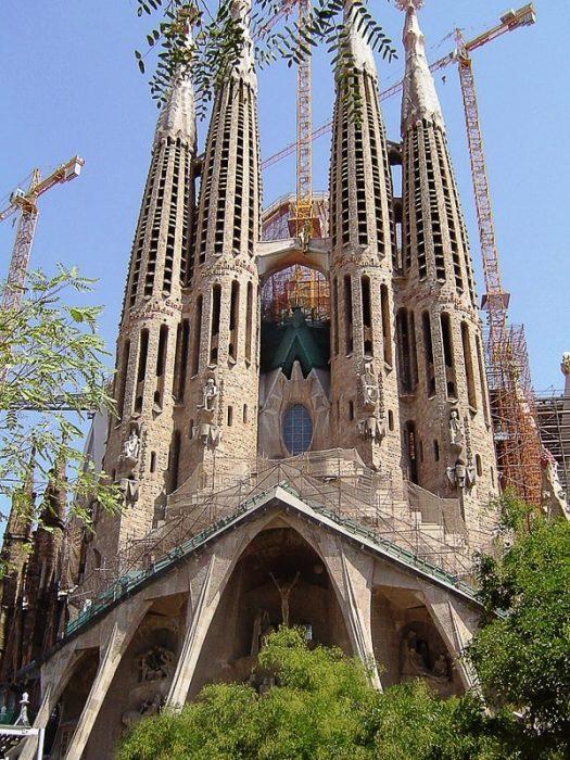 Cerkev Sagrada Familia