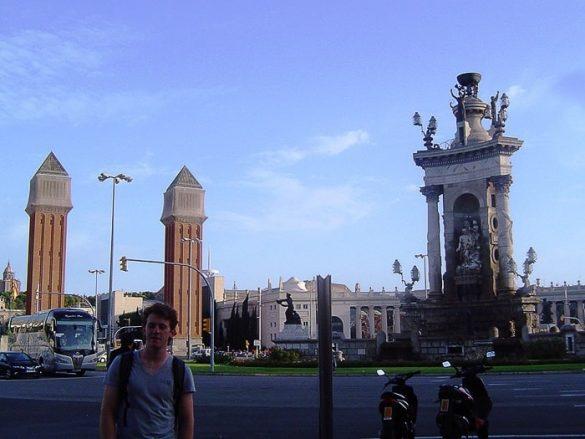 Terres Venecianes (beneška stolpa) v Barceloni