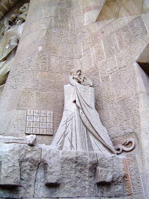 Detajl s fasade: Juda izda Jezusa s poljubom