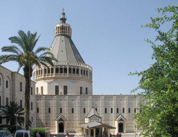 Cerkev Marijinega oznanjenja v Nazaretu