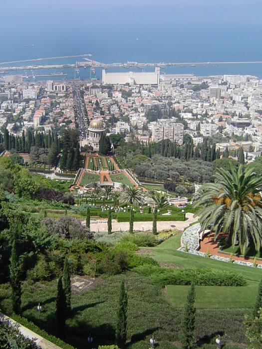 Bahai World Center, Haifa