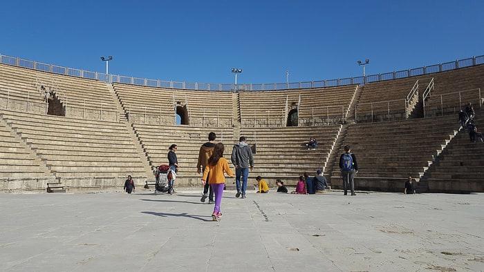rimski amfiteater Cezareja