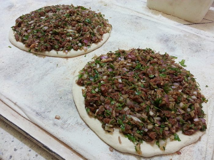 Tipična maroška hrana: berberska pica