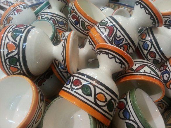 pisana keramika Fes Maroko