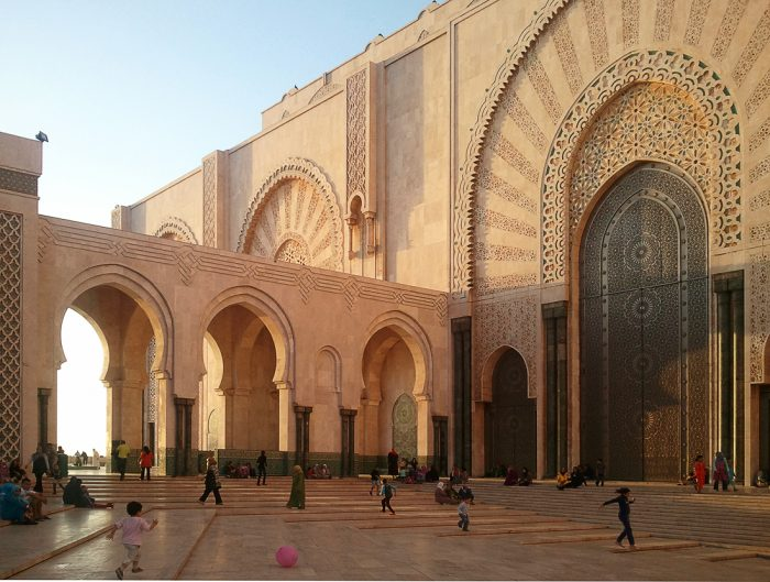 mošeja hasan II casablanca