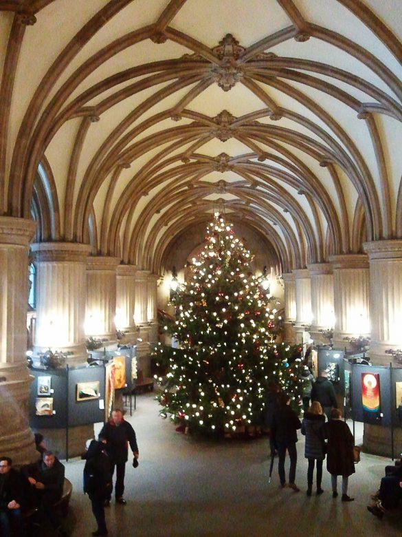 mestna hiša Hamburg Rathaus
