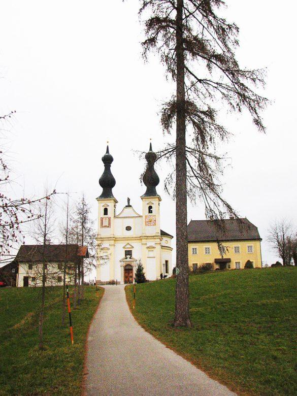 cerkev Maria Bühel