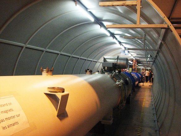 trkalnik CERN