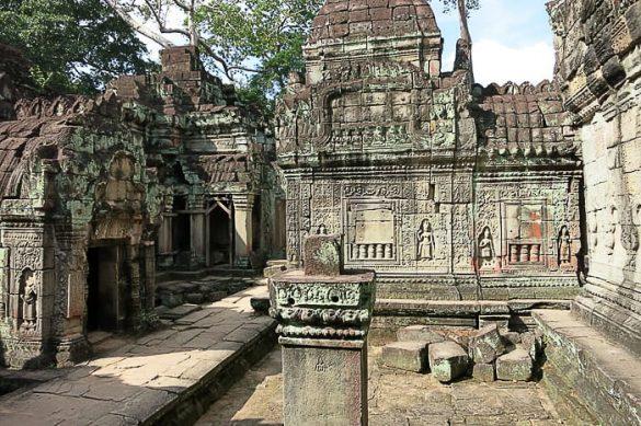 tempelj Preah Khan