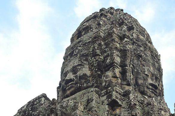 tempelj Byron, Angkor