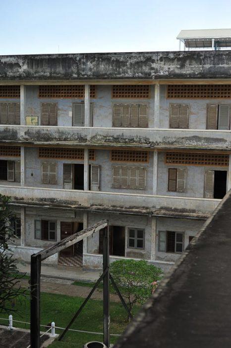tuol sleng, phnom penh