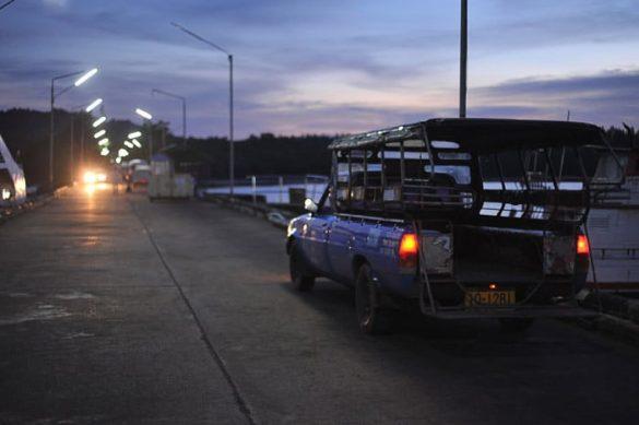 taksi na Koh Chang
