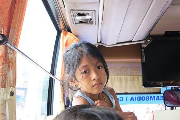 kamboška deklica