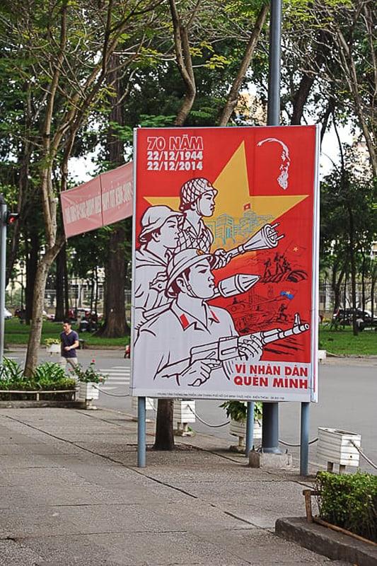 vietnamska propaganda