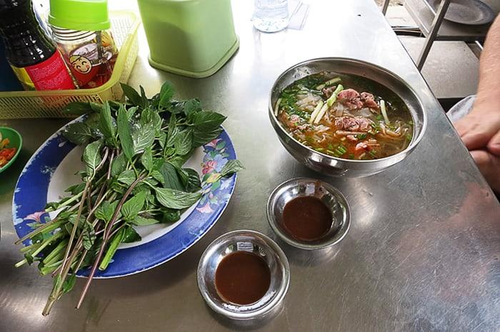 juha pho, Vietnam