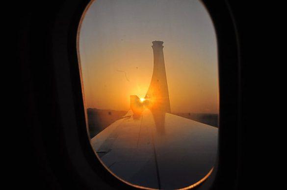 letališče Abu Dhabi