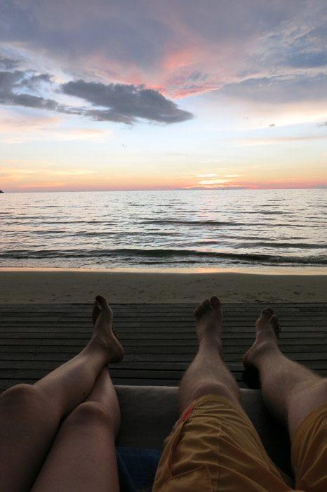 rajska plaža koh chang, tajska