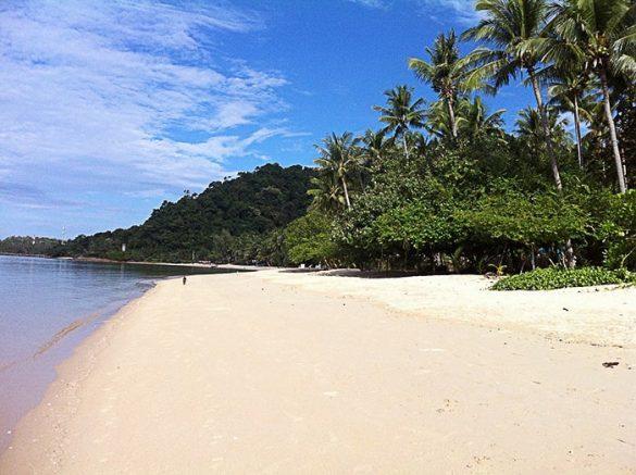 plaža koh chang