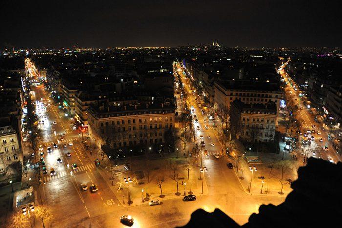 Pariz krožišče
