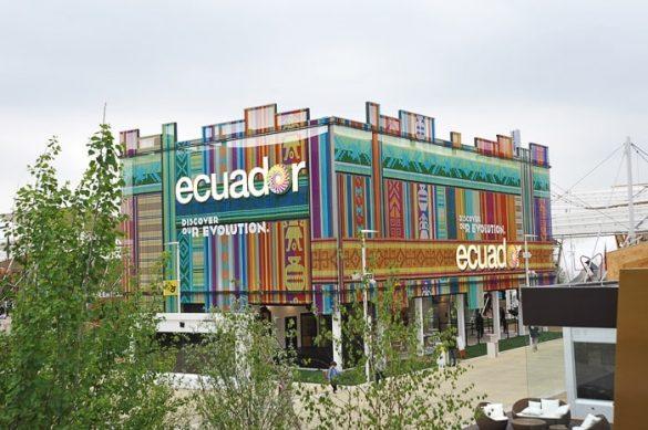 Pisan ekvadorski paviljon