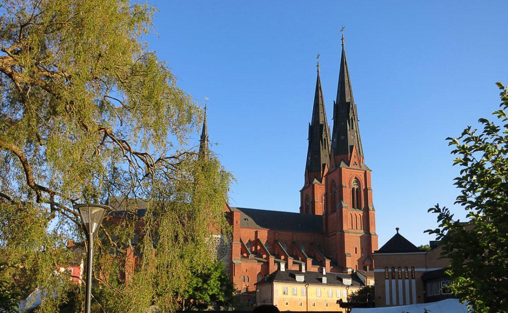 Katedrala v Uppsali, ikona mesta Uppsala