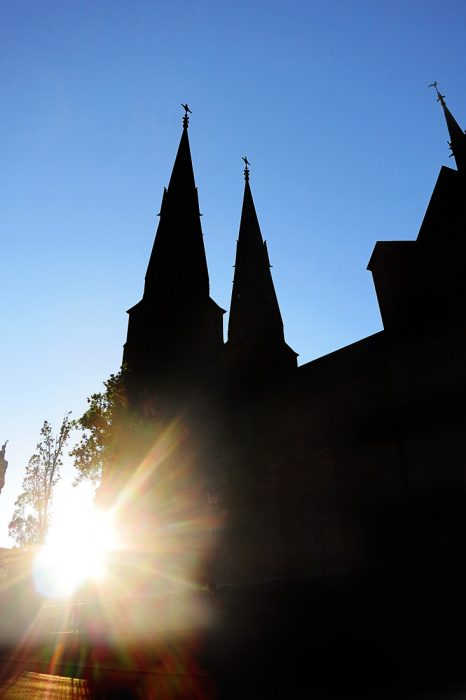 Uppsala katedrala