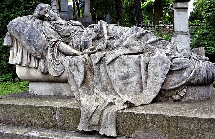 Pokopališče Lychakiv, Lvov, Ukrajina