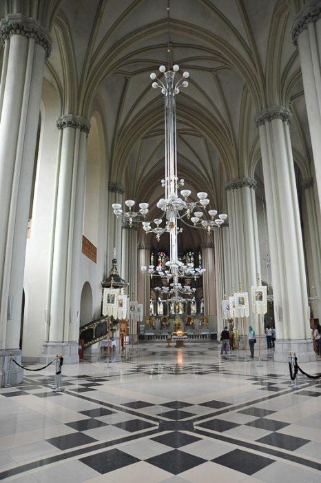 cerkev sv. elizabete in olge, Lvov
