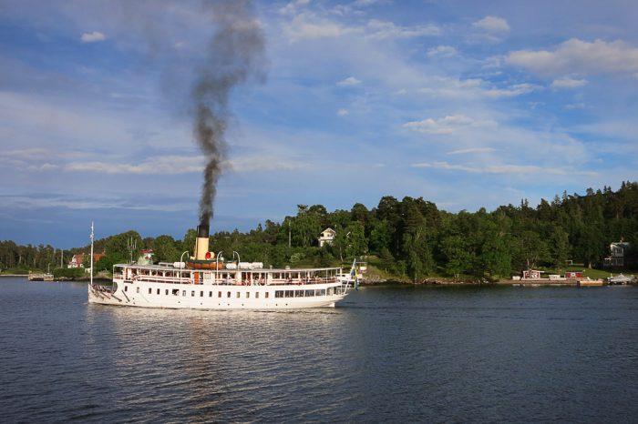 parnik stockholmski arhipelag