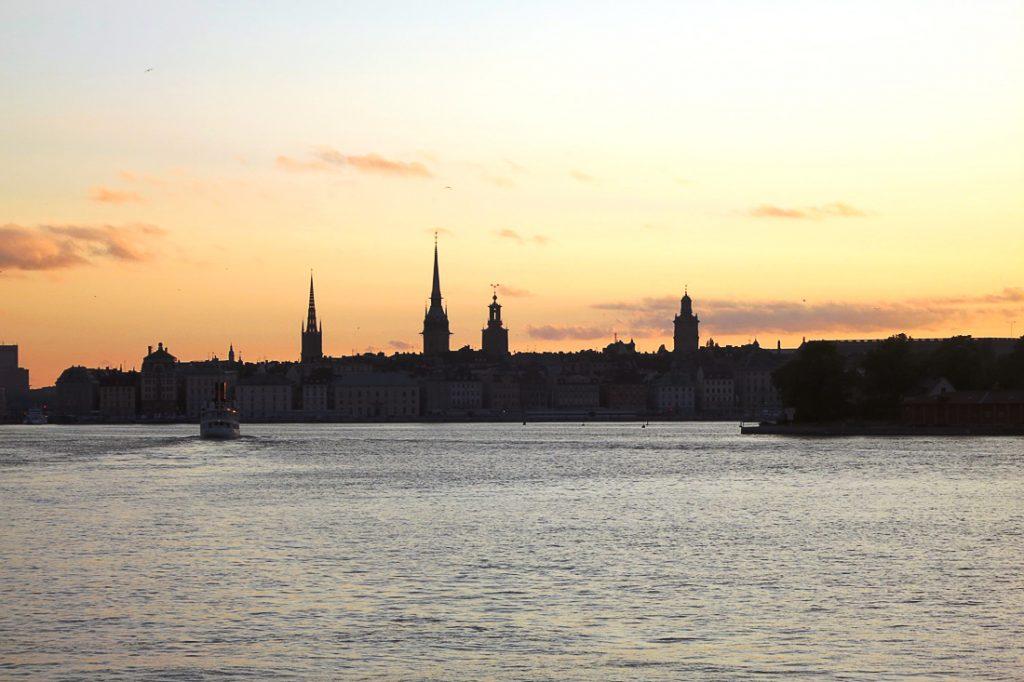 Silhueta Stockholma