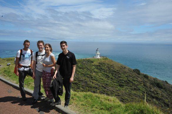 svetilnik Cape Reinga