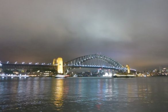Harbour Bridge, Sydney, Avstralija