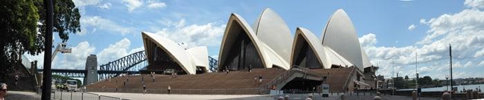 operna hiša Sydney