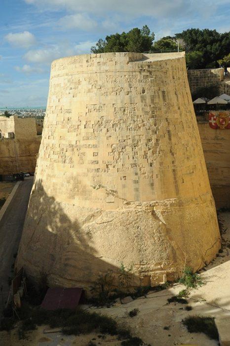 utrdbeni stolp mesta Valletta