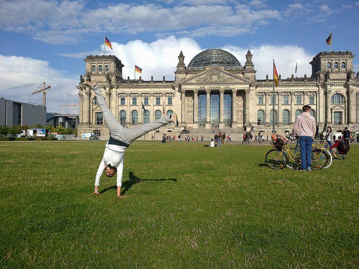 parlament Berlin