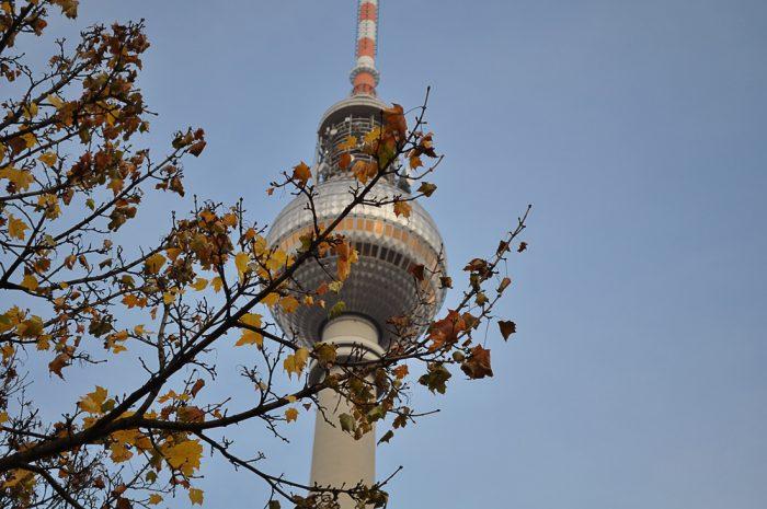 jesen v Berlinu