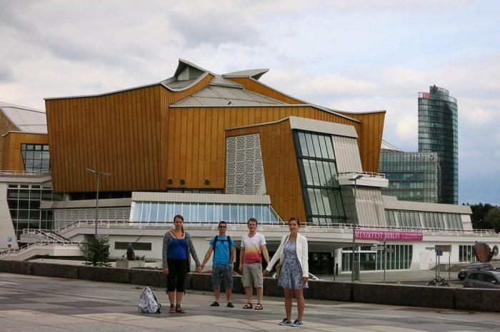 filharmonija Berlin
