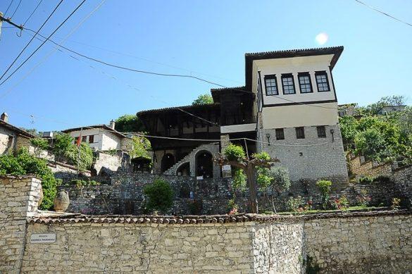 Tradicionalna otomanska gradnja hiše