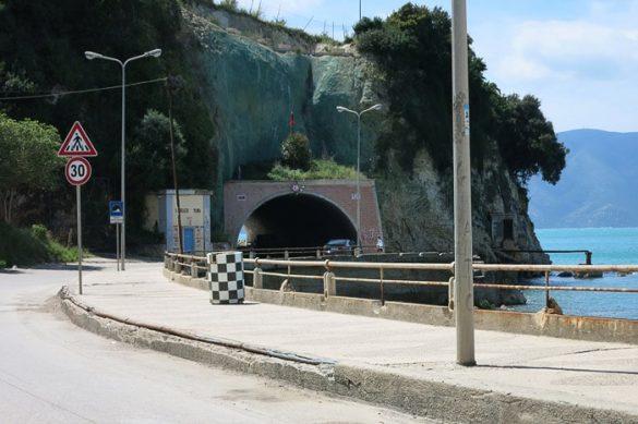 tunel na cesti