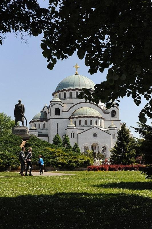 Ikona Beograda: katedrala sv. Save