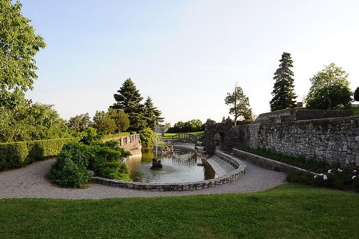 ferrarijev vrt v Štanjelu
